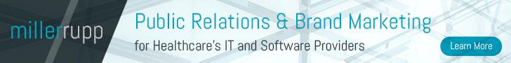 Relações públicas e marketing de marca para fornecedores de TI e software de assistência médica